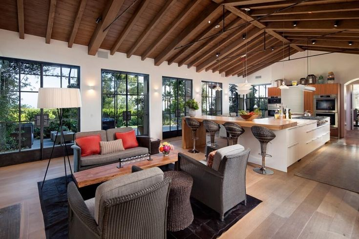 Provence in Hope Ranch by Peter Becker