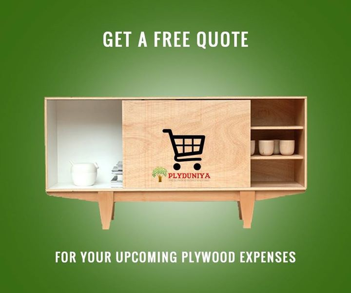 Get a FREE  quote to know all your upcoming plywood expenses with our FREE QUOTE generator.  http://ift.tt/2boMJxk  Visit above link. - http://ift.tt/1HQJd81