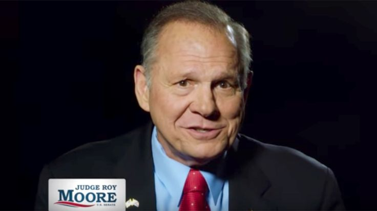 Roy Moore's five most controversial remarks | TheHill. His open bigotry resulted in twice being removed from the Alabama Supreme Court, once for refusing to take down the Ten Commandments from state property and, then, refusing to follow the order to allow gay marriage.