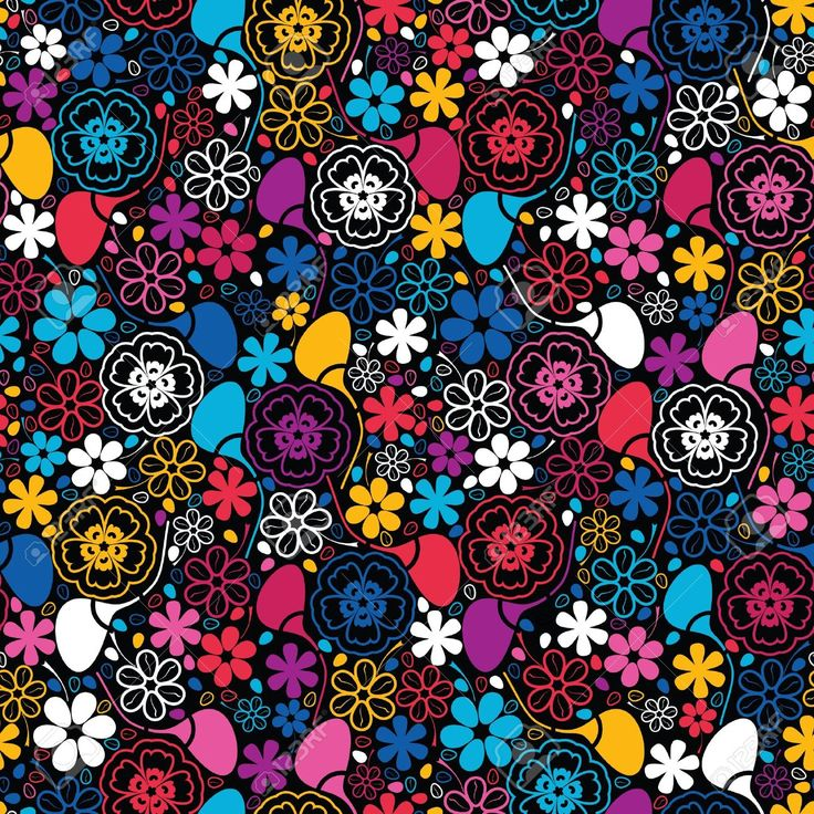 Gallery for black with pink flowers wallpaper MUST LOVE PINK