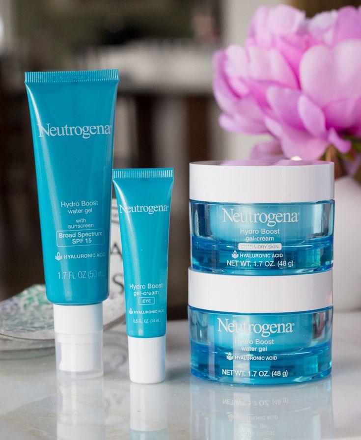 Thirty-Something Skincare with @neutrogena! #HydroBoost #ad