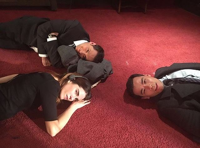 Karla Souza, Matt Mcgorry, & Conrad Ricamora #HTGAWM