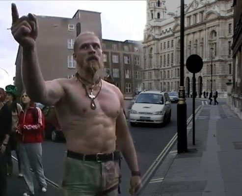 Documentary About the Infamous Techno Viking