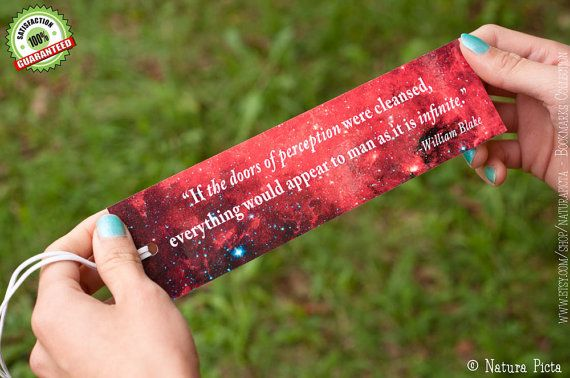 Bookmark quote calendar 2014 The doors of by naturapicta on Etsy, $4.95 ©NATURA PICTA
