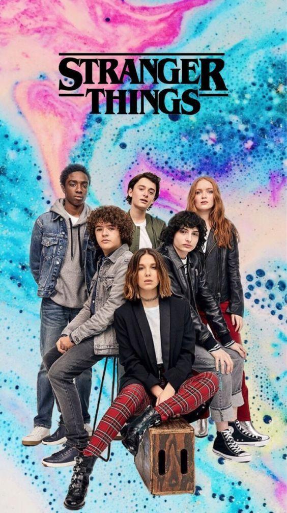 Stranger Things Wallpaper HD Desktop image poster – Netflix