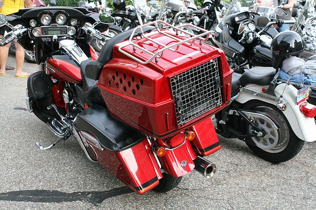 Dog Crates For Motorcycles Pet Carrier For Motorcycles