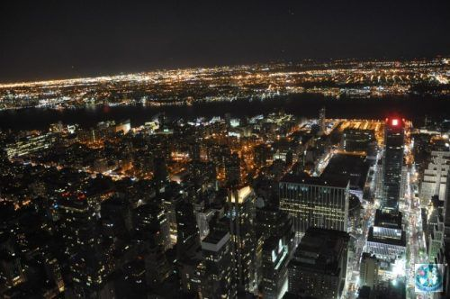 Empire States Building is one of the most famous and highest buildings in United States of America. The views from the top floors over the New York City are amazing
