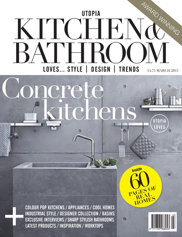 Pics On The March issue of Utopia Kitchen u Bathroom is now on sale Download the digital