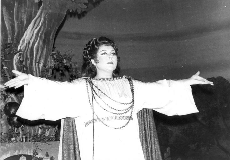 Renata Scotto as Norma | opera
