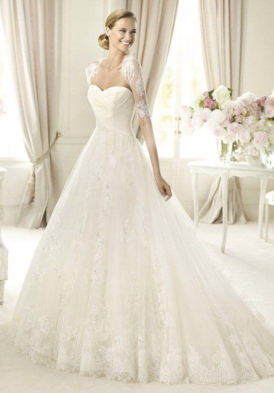 PRONOVIAS PERGOLA Wedding Dress - The Knot