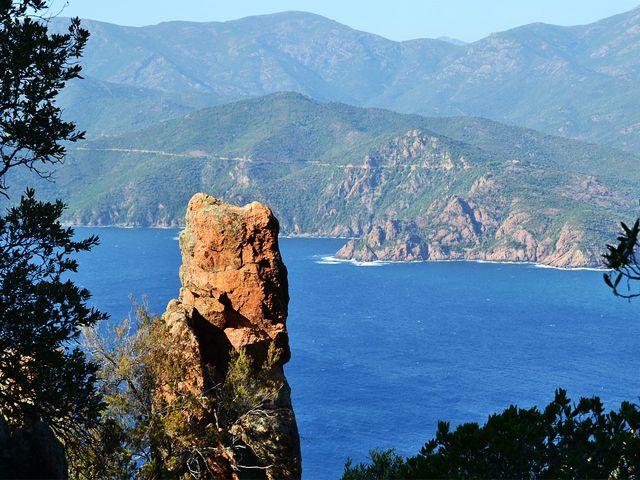 Visiter la Corse du Sud - Calanques de Piana