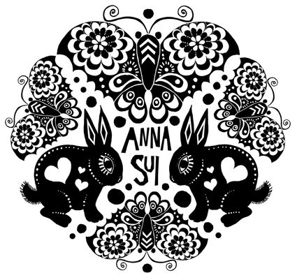 Lisa Grue for Anna Sui
