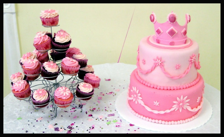 theme little princess princess baby showers baby sprinkle baby shower