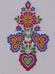 ornament z Hluku, foto: V. Šácha
