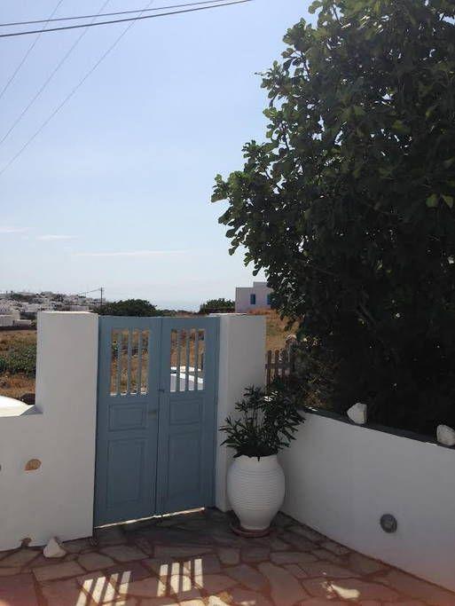 beautiful summer house in Sifnos - Σπίτια προς ενοικίαση στην/στο Milos