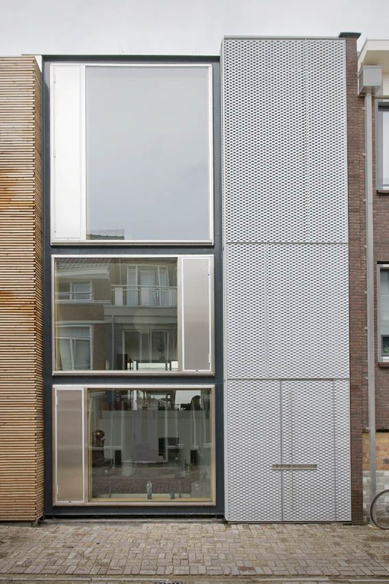 House V23K16 by pasel.kuenzel architects in Leiden