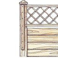 Fences are important borders for yards and gardens.  They can protect tender plants and provide security for your property.  Most people assume that when you they select security fencing for their yard they are going to have to install a solid wall of wood, plastic, or metal.  Adding a trellis on the top of a wooden fence can create an interesting...