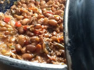 Uit mijn keukentje: Chili con carne