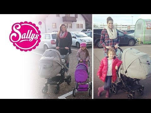 Baby Ausstattung: Mein Kinderwagen / Hartan VIP - 28.11.15 - Samira zeigt ihren Wagen und spielt - YouTube