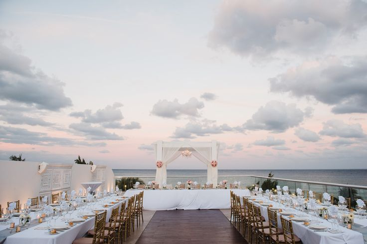 Azul Fives wedding Playa del Carmen :: http://jarushabrown.com/weddings/2017/03/24/azul-fives-wedding/