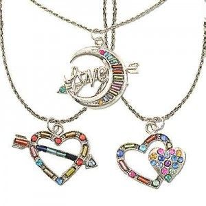 New Elegant Valentine day Jewellery Collection for Girlfriend