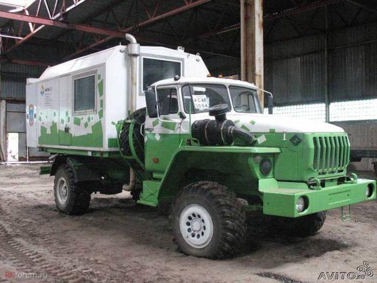 1996- 17 Ural 4320-6 0111-41