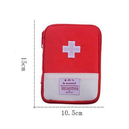 First Aid Emergency Medical Kit Survival Bag