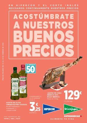 a078d1a1e5e El Corte Ingles  Supermercado - ACOSTUMBRATE A NUESTROS BUENOS PRECIOS ➡  Ver Catalogo