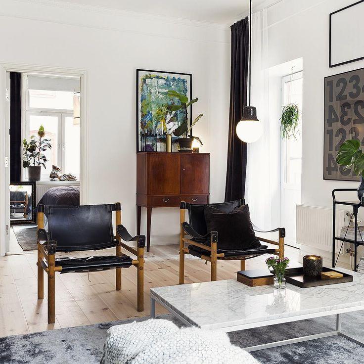 """Diplomat Fastighetsmäkleri,  diplomatmakleri.se """"Godmorgon!  tavlan ni ser på skåpet är målad av super duktiga @s.c.myrstrom ❤️❤️  bild: @simplerphoto"""""""