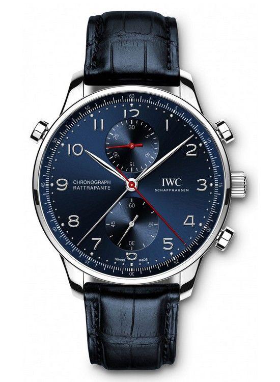 IWC Unveils Three New Portugieser Chronograph Rattrapantes in Honor of Milan, Paris & Munich http://timeby.date/iwc-unveils-three-new-portugieser-chronograph-rattrapantes-in-honor-of-milan-paris-munich/ Watchalyzer