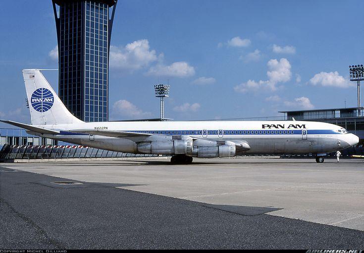 PAN AM Boeing 707-321B