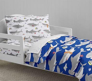 Shark Toddler Duvet