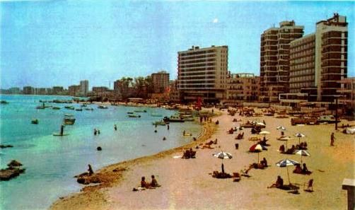 Occupied Famagusta, Cyprus