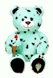 Such a cute stuffy made a t build a bear workshop!!!