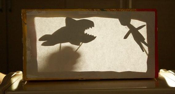 Ξηροκάμπι: Σεμινάριο για τη δημιουργία παράστασης κουκλοθεάτρου σκιών