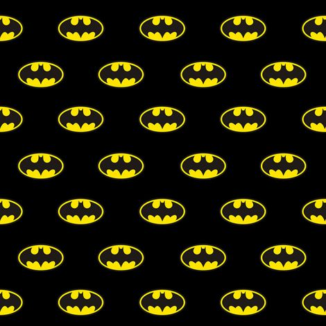 Batman motif template 28 images free printable batman logo batman motif template by small batman logo fabric by amandalevey on spoonflower pronofoot35fo Choice Image