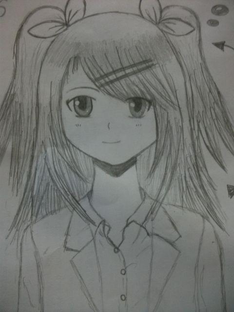 cute girl ~