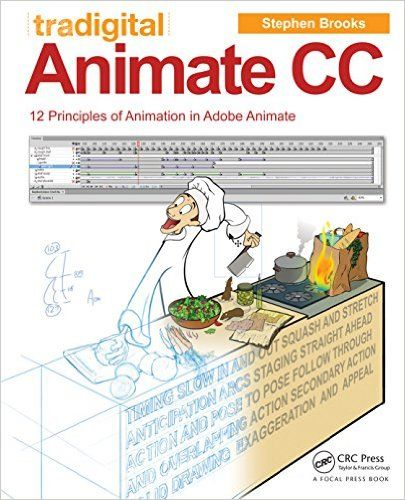 Tradigital Animate CC: 12 Principles of Animation in Adobe Animate - Kindle edition by Stephen Brooks. Arts & Photography Kindle eBooks @ Amazon.com.