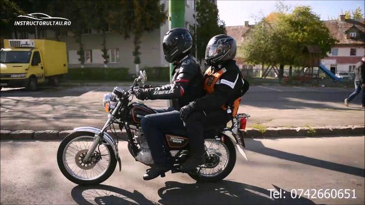 Prezentare Scoala moto Handra Francisc