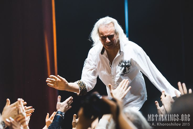 Фотография с концерта Uriah Heep 2015-02-04, Москва, Crocus City Hall,