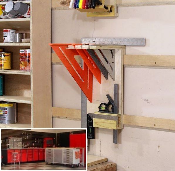 Garage Workshop For Sale Near Me And Diy Workshops Home Depot Garageshop 9689687389 Rangement Outils Panneau Porte Outils Rangement Atelier
