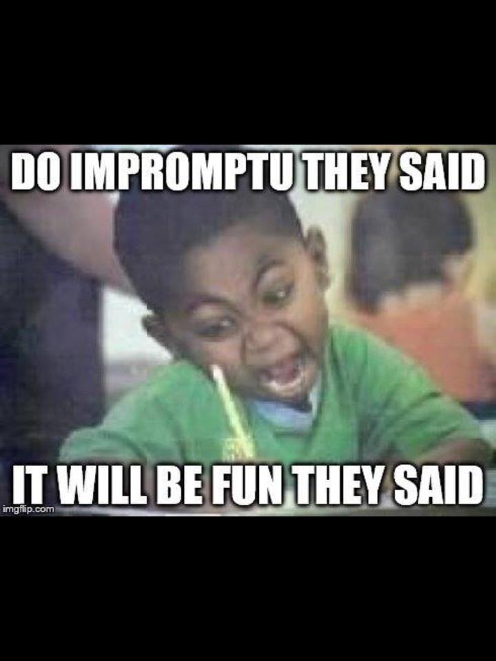 #impromptu #4n6