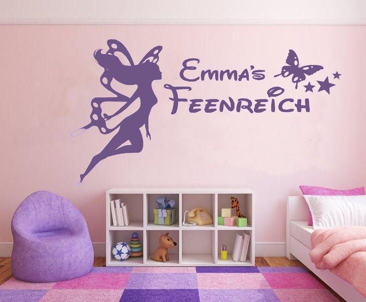 50 best Kinderzimmer Fee / Elfe images on Pinterest | Decals, Graz ...