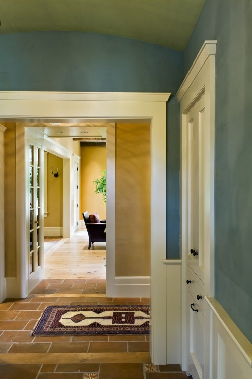 128 best paint colors images on pinterest home ideas Benjamin moore country green