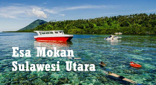 Lirik Lagu Esa Mokan - Sulawesi Utara