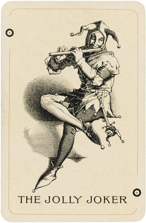 The Jolly Joker | Why so serious | Pinterest | Tarot ...