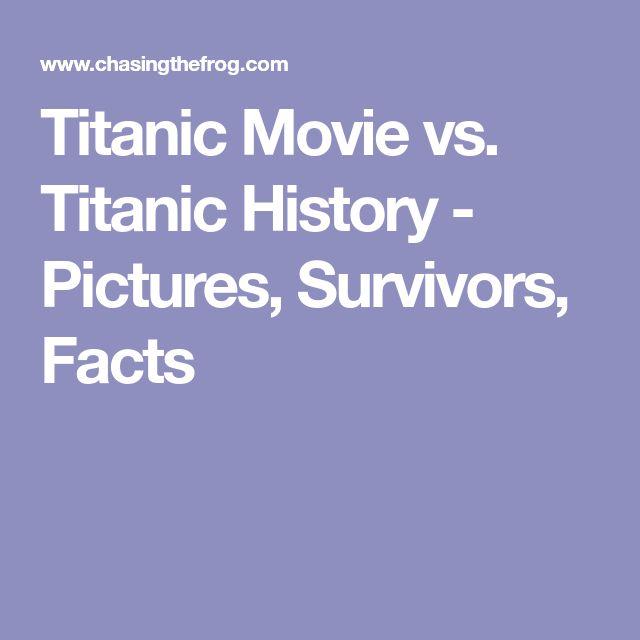 Titanic history on Pinterest | Titanic ship history ...