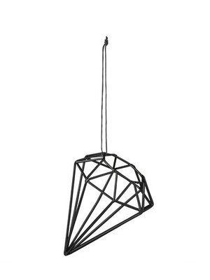 BLOOMINGVILLE - DIAMANT / DIAMOND HÄNGEN SVART