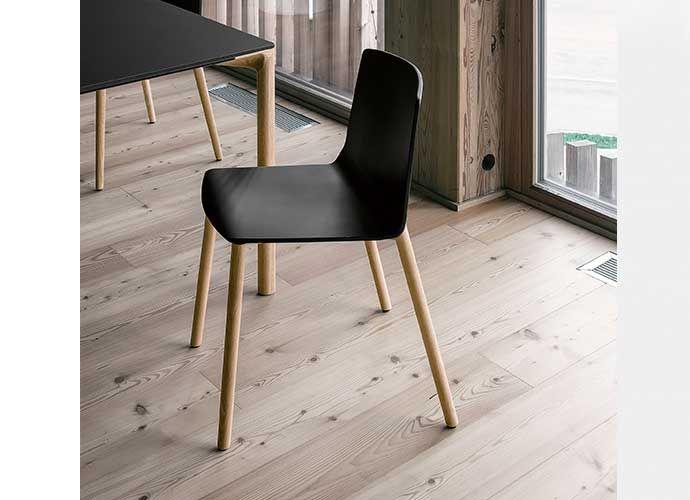 Kristalia Rama Wood Dining Chair - Suite 22 Interiors - Markham ...