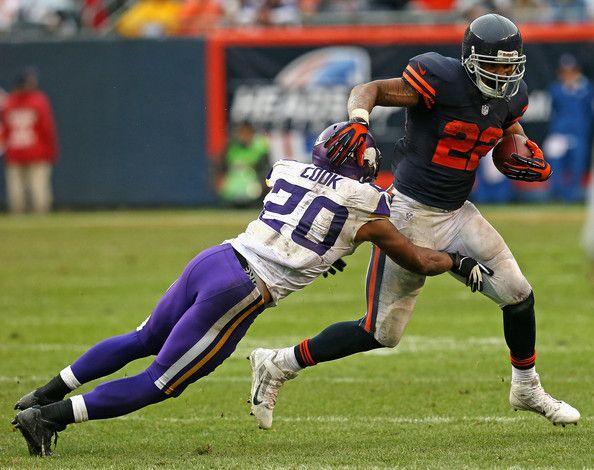 NFL Week 8 Betting, Free Picks, TV Schedule, Vegas Odds, Minnesota Vikings at Chicago Bears, November 1st 2015